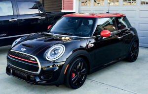 2016 Mini Cooper JCW Loaded