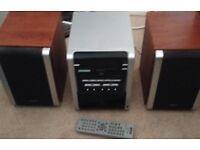 Sony CD player incl DVD capabilities