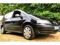 MPV 7 SEATER AUTOMATIC 2006 VW SHARAN S 1.9 TDI 115 12 MTHS MOT GREAT DRIVE 6 MT