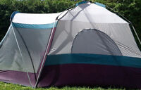 Camping Gear: Tent and Propane Stove