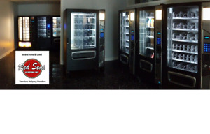 Brand New & Used Vending Machines - Now Open
