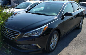 Lease Takeover 2016 Hyundai Sonata GL 11 Months + Lots of KM's