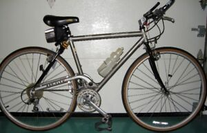 Vélo hybride OFFROAD