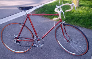 "Vintage Simpson-Sears 10 speed Made in Japan with 23"" frame"