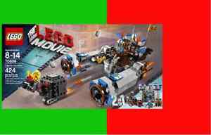 Set Lego 70806 Castle Cavalry movie/film kit BRIQUES TOYS JOUETS