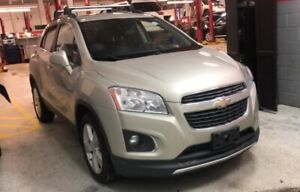 2014 Chevrolet Trax LTZ AWD - Extra Clean - We will finance you!