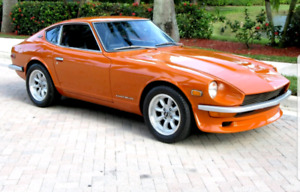 Wanted 1970 to 1978 Datsun Z