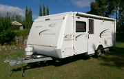 Jayco Expanda 16.49-1, hard lid, excellent condition. One Tree Hill Playford Area Preview