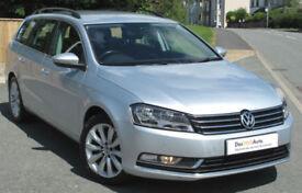 Volkswagen PASSAT Estate 2.0 TDI 140ps HIGHLINE 2014 : VW S/Hist : 60k mi