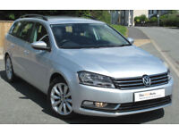 Volkswagen PASSAT Estate 2.0 TDI 140ps HIGHLINE 2014 : VW S/Hist : 60k mi