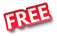 FREE Scrap Metal and JUNK CLUTTER Pick Up 613 876 2844 text
