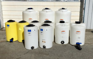 20 Gallon Vertical Tanks - Previously USED