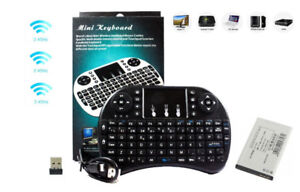 ★Wireless Keyboard Mouse Rechargeable Battery PC Android Mac NEW