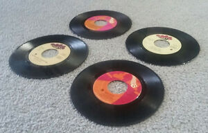The Guess Who - Lot of (4 ) 45's