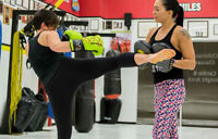 Get your First Class Free! - Summer Fitness & Muay Thai