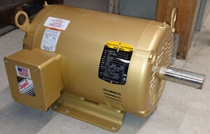 Baldor-Reliance 3 Phase Motor, 10HP, 230/460V, 60Hz
