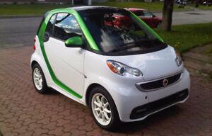 2013 Smart Fortwo Coupé (2 portes) 100% Electrique