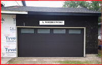 Garage Door * Openers * REPAIR * INSTALLATION * SERVICE