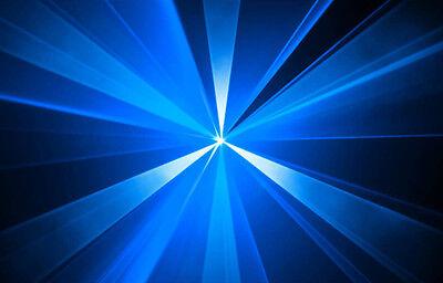 -WILLI PRO- BLUE LASER LIGHT 300mw 4 Disco / Nightclub  DJ party karaoke kam