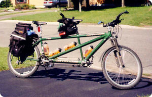 Cannondale Full Suspension Tandem Bicycle Kingston Kingston Area image 3