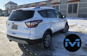 2017 Ford Escape - Only 9,000 kms !