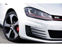 Golf Mk7 gti Gtd bumper bonnet headlight
