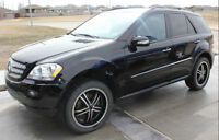 PRICE REDUCED!!! 2008 Mercedes-Benz M-Class SUV with LOW KM