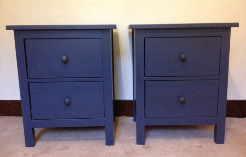 Ikea Hemnes Bedside Tables In Merstham Surrey Gumtree
