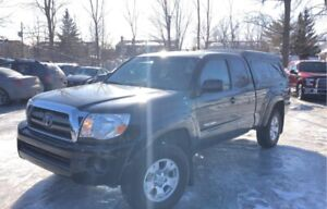 2010 Toyota Tacoma Access Cab  4WD - ONLY $10,950.00!