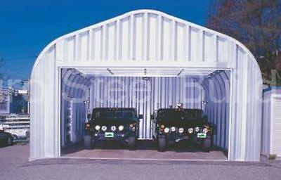 Durospan Steel 30x42x15 Metal Building Kits Diy Garage Workshops Factory Direct