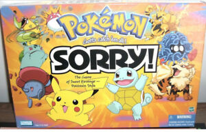 Vintage Pokémon Sorry Game