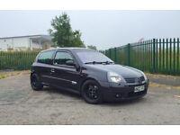 Renault Clio Sport 172 70k