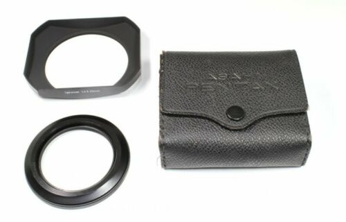 Pentax Lens Hood For Takumar 20 mm F/4.5 Lens **MINT** Condition
