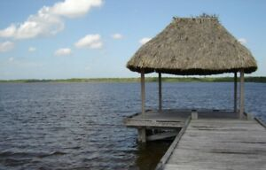 Belize - Central America - Walk Out Water Front Lot For Sale