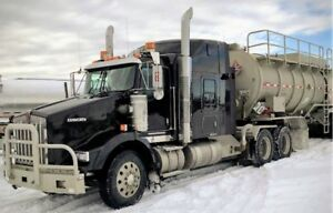 Kenworth T800....ready to go