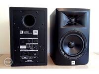 """JBL LSR305 5"""" Active Studio Monitors (Pair of)"""