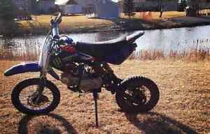 125cc orion pitbike 2015