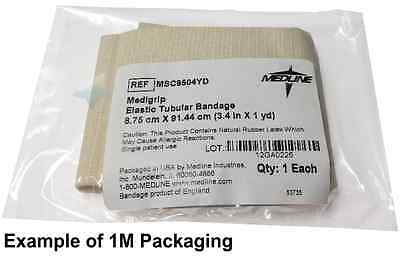 Medigrip Tubular Bandage Elastic Compression  Size F 4   1M Box   Msc9505