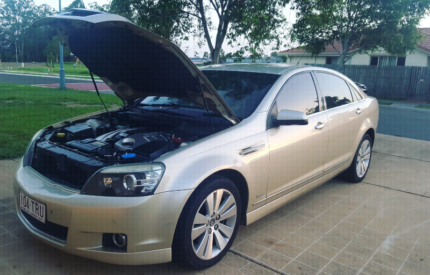 HOLDEN WM CAPRICE 6.0L V8 Upper Caboolture Caboolture Area Preview