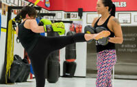 Get your First Class Free! - Winter Fitness & Muay Thai