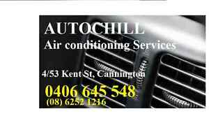 Auto Air conditioning Services (AC Regas)from $125 Cannington Canning Area Preview