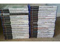PS2 games bundle