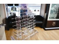 Sunglasses or spectacle stand table top