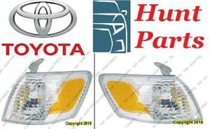 Toyota Camry 1997 1998 1999 2000 2001 Rebar Side Marker Lamp Spoiler Strut Assembly Suspension Shock Absorber Front