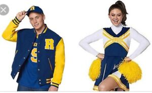 River dale costume Archie and Veronica set