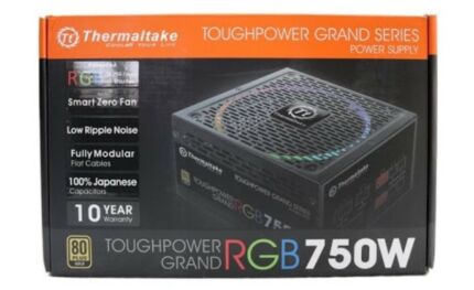 Thermaltake TF Grand RGB 750W psu