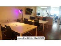 Superb Office in Shoreditch for Teams of 6 - 20 incl. Gym AND Cinema Room