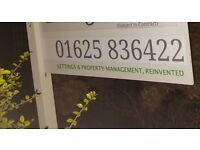 2 bed house to rent Disley, available now