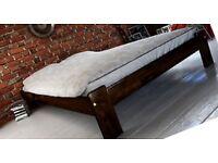 Solid Pine 5ft King Size Bed Frame & Slats