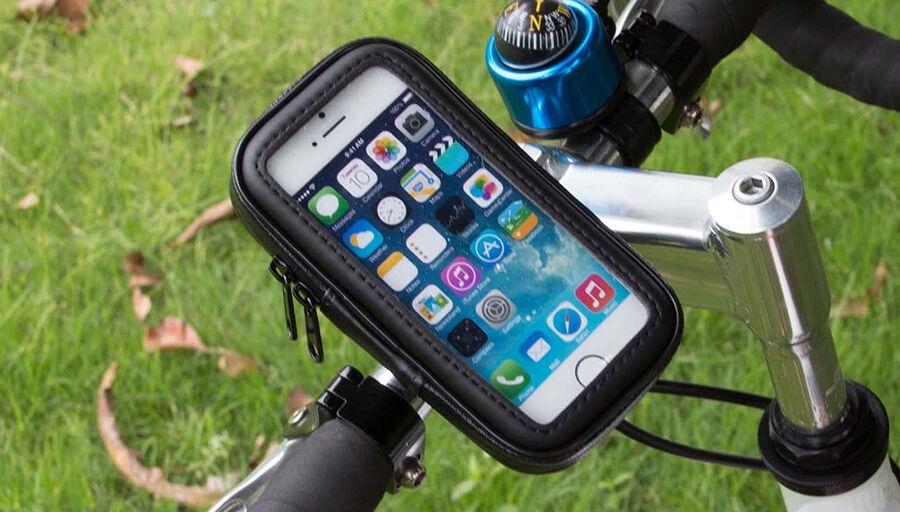 Gut ausgestattet: wichtiges Zubehör für Outdoor Handys